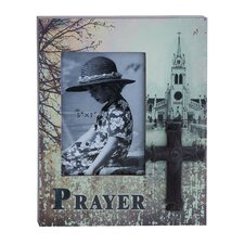 Inspirational Prayer Picture Frame