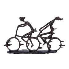 Bike Figurine