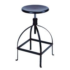 "30"" Adjustable Bar Stool"