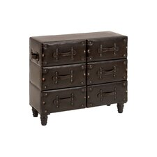 6 Drawer Classic Chest