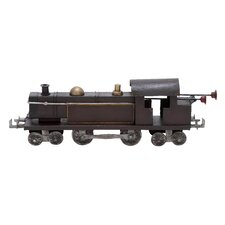 Metal Locomotive Figurine