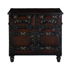 Decorative 2 Drawer Utility Chest