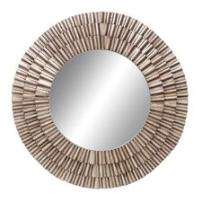 <strong>Woodland Imports</strong> Metal Mirror