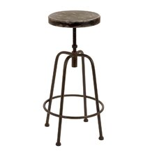 Vintage Inspire Metal Bar Chair