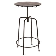 <strong>Woodland Imports</strong> Vintage Inspire Metal Bar Table