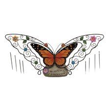 Garden Butterfly Wind Chime