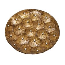 "<strong>Woodland Imports</strong> 13"" Charger Plate (Set of 12)"