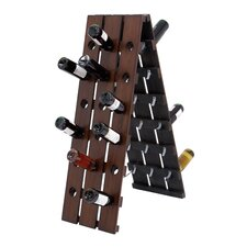 <strong>Woodland Imports</strong> 36 Bottle Folding Wine Rack