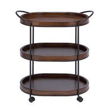 3 Tier Serving Cart