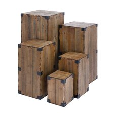 Pedestal (Set of 5)