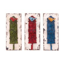Assorted Wall Hook s (Set of 3)