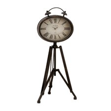 "Beautiful 24"" Floor Clock"