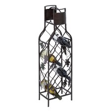 <strong>Woodland Imports</strong> 12 Bottle Wine Rack