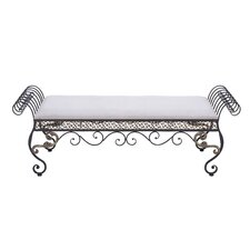 Metal Bedroom Bench