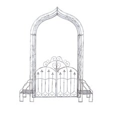 Sturdyg Metal Garden Gate
