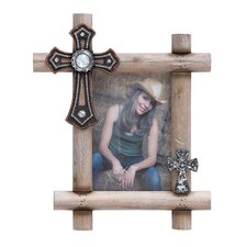 Wood Ps Picture Frame