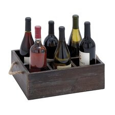 6 Bottle Wine Tray