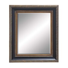 "38"" H x 32"" W Beveled Wall Mirror"