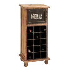 15 Bottle Wine Cabinet