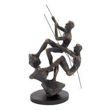 Climbers Figurine