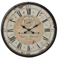 Romanian Styled Antique Wall Clock