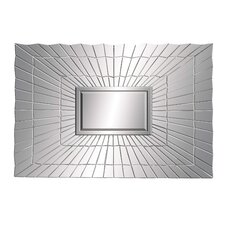 Square Shaped Decorative Mirror Decor