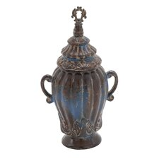 Ceramic Decorative Jar Decor Sculpture