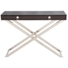 <strong>Woodland Imports</strong> Sleek Console Table