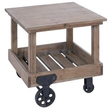 Cart End Table
