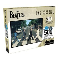 Beatles Abbey Road Jigsaw Puzzle