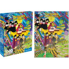 Beatles Yellow Submarine Jigsaw Puzzle