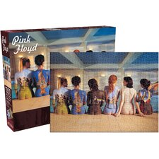 <strong>Aquarius</strong> Pink Floyd Back Art Jigsaw Puzzle