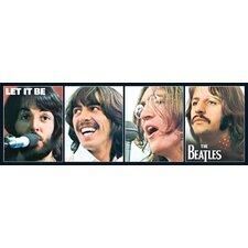 The Beatles Let It Be 1000 Piece Jigsaw Puzzle