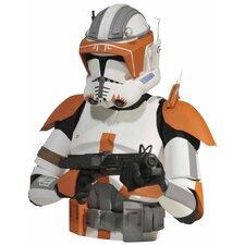 Star Wars Commander Cody Bust Bank