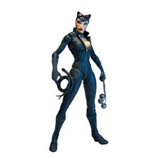 DC Comics Batman: Arkham City Series 2 Catwoman Action Figure