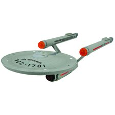 Star Trek: The Original Series USS Enterprise High Definition Starship Figure