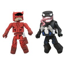 <strong>Diamond Selects</strong> Marvel Minimates Best of Series 2: Daredevil and Venom (Set of 2)