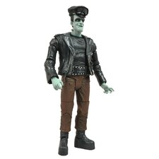 Munsters Hot Rod Herman Action Figure