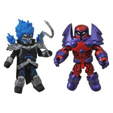 <strong>Diamond Selects</strong> Marvel Minimates Series 50: Ghost Rider and Onslaught (Set of 2)