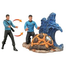 <strong>Diamond Selects</strong> Star Trek Spock Action Figure