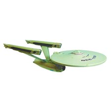 Star Trek Wrath of Khan Enterprise Ship
