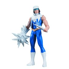 DC Comics Super Villains Captain Cold Action Figure