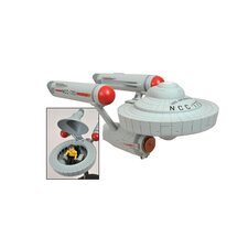 Star Trek: The Original Series Enterprise Minimates Vehicle Spaceship