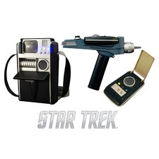 Star Trek 3 Piece Landing Party Roleplay Set