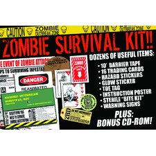 Zombie Outbreak Survival Kit