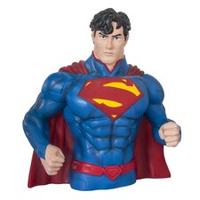 DC The New 52 Superman Bust Bank