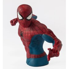 <strong>Diamond Selects</strong> Spider Man Bust Bank