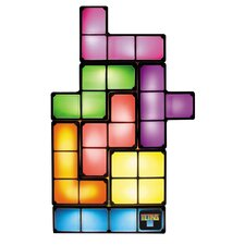 "Tetris Constructible 11.7"" H Table Lamp"