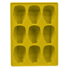 Marvel Iron Man Helmet Silicone Tray