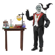 Munsters Select Grandpa Action Figure